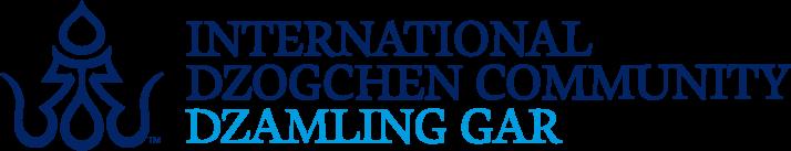 Dzamling Gar Logo