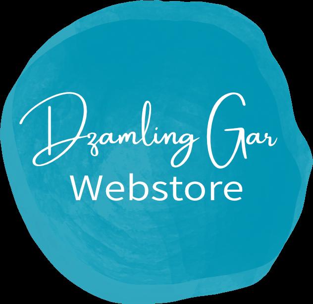 Dzamling Gar Webstore